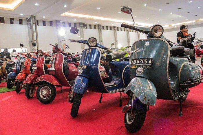 Indonesian Scooter Festival: Buah Kreativitas Anak Muda Jogja