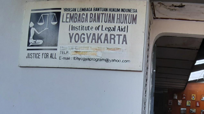 Lebih dari Bantuan Hukum, LBH Yogyakarta Melawan Ketidakadilan