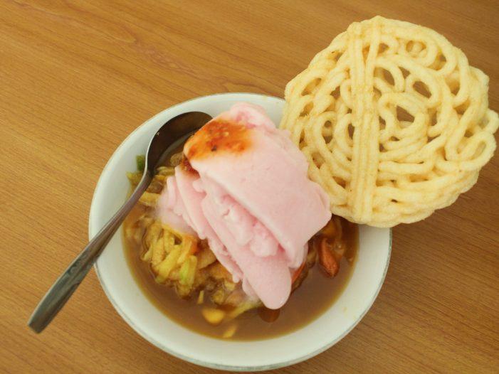 Rujak Es Krim Pertama di Yogyakarta: Rujak Es Krim Pak Nardi