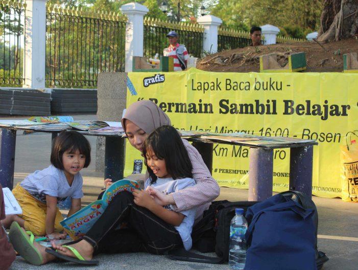 Omah Kreatif: Komunitas Peduli Literasi di Nol Km Yogyakarta