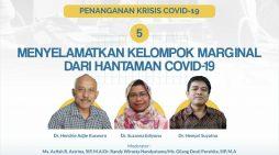 Kelompok Marjinal Semakin Tertekan di Tengah Pandemi Covid-19