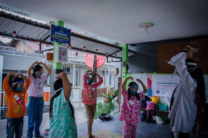 Project Child: Mengajar Toleransi di Tengah Pandemi