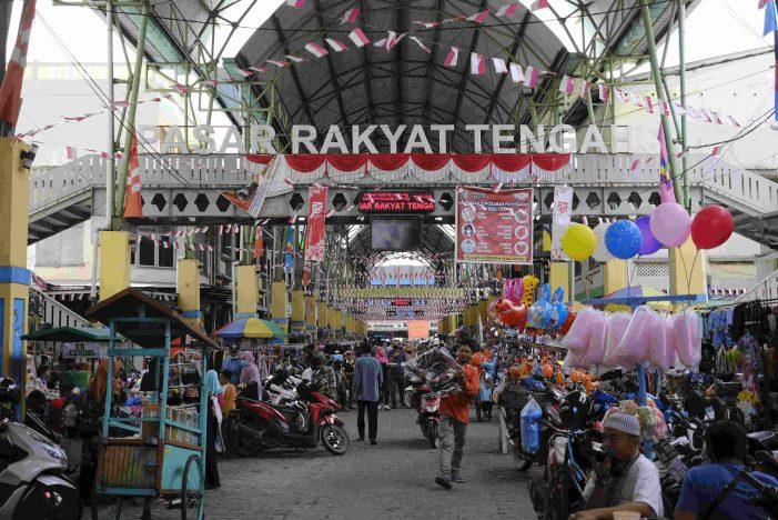 Jeritan Para Pedagang Pasar Rakyat Tengah di Masa Pandemi