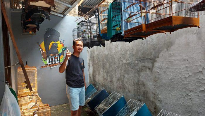 Mahasiswa Asal Boyolali, Pendiri Sekolah Burung Murai Batu