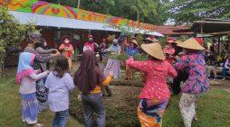 Angkat Konsep Pedesaan, Pasar Inis di Purworejo Memiliki Daya Tarik Unik